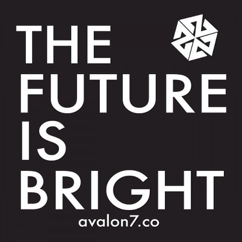 We are #FUTUREPOSITIV. #AVALON7 #optimistic www.avalon7.co