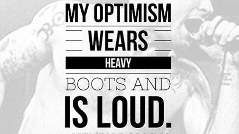 Say it loud. The Optimistic mindset is a powerful thing. #avalon7 #futurepositiv #optimistic Check out the Optimists Creed at www.avalon7.co