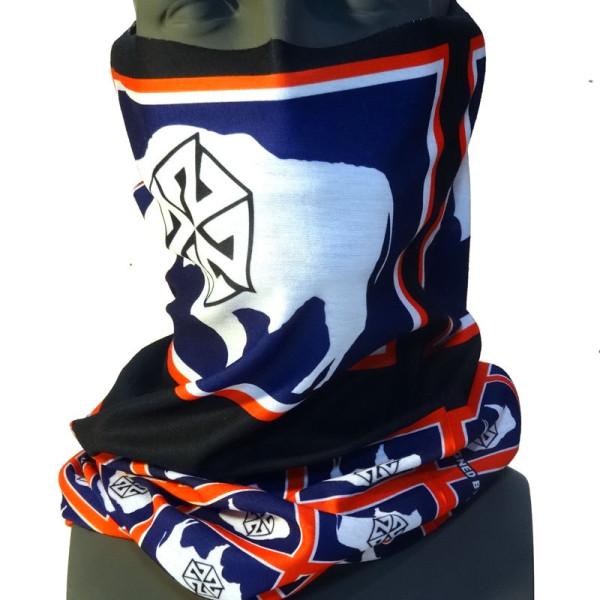 AVALON7 Wyoming Pride Tshield flag skiing facemask