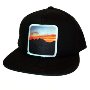AVALON7 Lost Creek Teton Snapback Hat