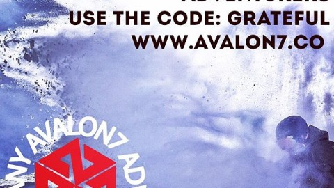 Thank you for being Renegades and Adventurers!  Super trendy online sale going on now at www.avalon7.co or better yet, go down to your local snowboard shop and interact with real people!  Either way, stay stoked this winter in one of our rad faceshields! Use the code:grateful when you check out.