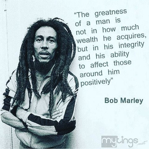 Thanks for all the positive vibrations #bobmarley! Your influence will resonate through all time. #Futurepositiv #createyourfuture #liveactivated