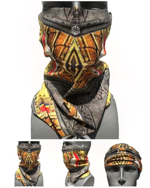 FLASH SALE!  To celebrate Halloween we just put all of our FaceShields on sale now through tomorrow! Get 20% off with the code: spookfest at www.avalon7.com  The new Nepal Rising by @robkingwill shown here. #AVALON7 #liveactivated #snowboarding #skiing #halloween