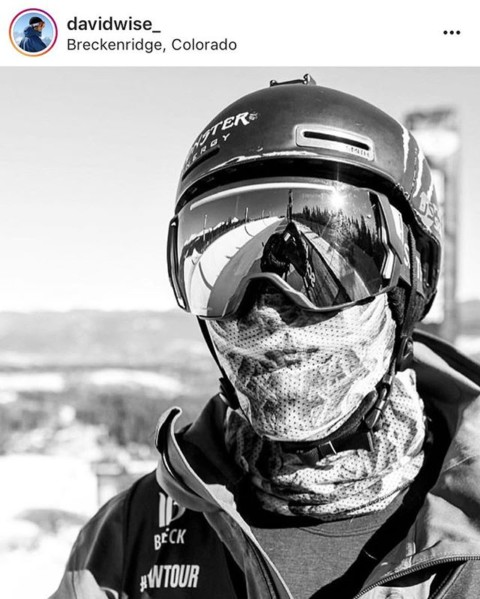 Good luck to badass halfpipe slayer @davidwise_ today at the DewTour!  #AVALON7 #LiveActivated #skiing