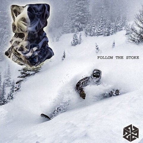 A7 Advanced powder day protection. AVALON7 Mesh FaceShields keep your face warm, let you breathe easily, and wont fog your goggles. Tons of Limited edition designs in stock now at www.avalon7.com. #staystoked
