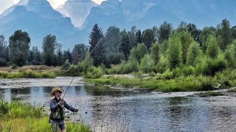 Stay wild. #inspiredstate #seekthestoke #tetons #flyfishing www.a-7.co
