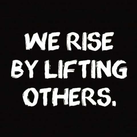 We rise by lifting others. www.A-7.co #avalon7 #futurepositiv #quotes