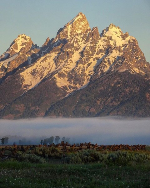 Summer officially starts now!  There are so many adventures to be had, make the most of what you've got! #seekthestoke #inspiredstate #tetons #solstice