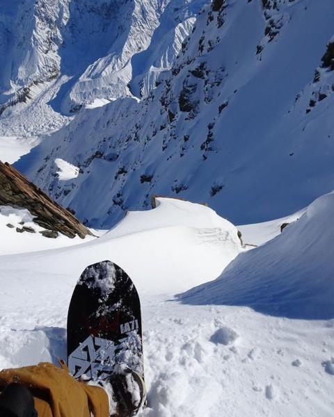 Today's daydream. #seekthestoke #snowboarding #A7OS